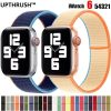 UPTHRUSH™ Apple Watch Band Sport loop Nylon Strap Band For Apple Watch iWatch